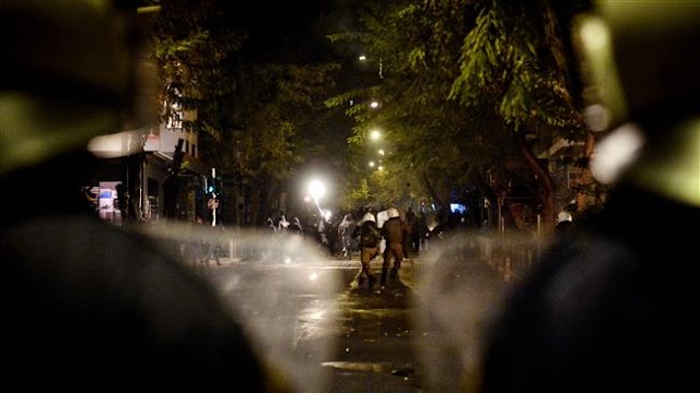 Unknown gunman injures police officer in Greek capital