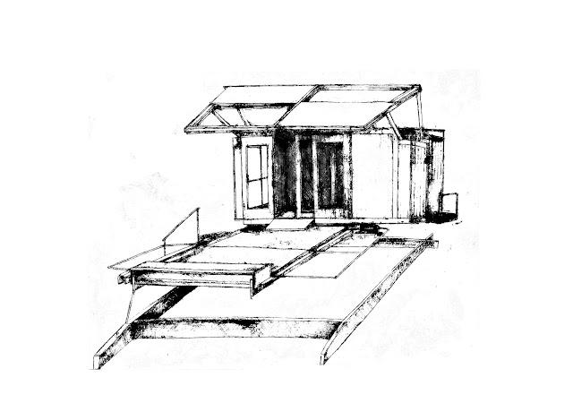 Primitive Hut : Hesselink Guest Hut