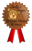 Whoop A Bronze Medal for me!!