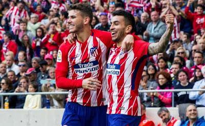 موعد مباراة أتلتيكو مدريد وليفانتي 18-05-2019 فى الدوري الأسباني