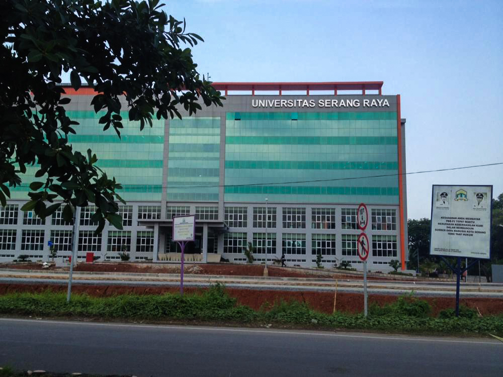 gedung kampus unsera