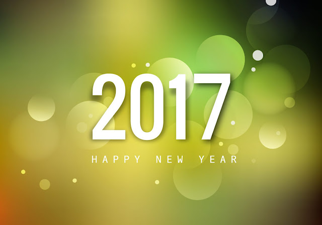 Happy New Year 2017 Greetings - Top Best And Latest Cards of Happy New Year
