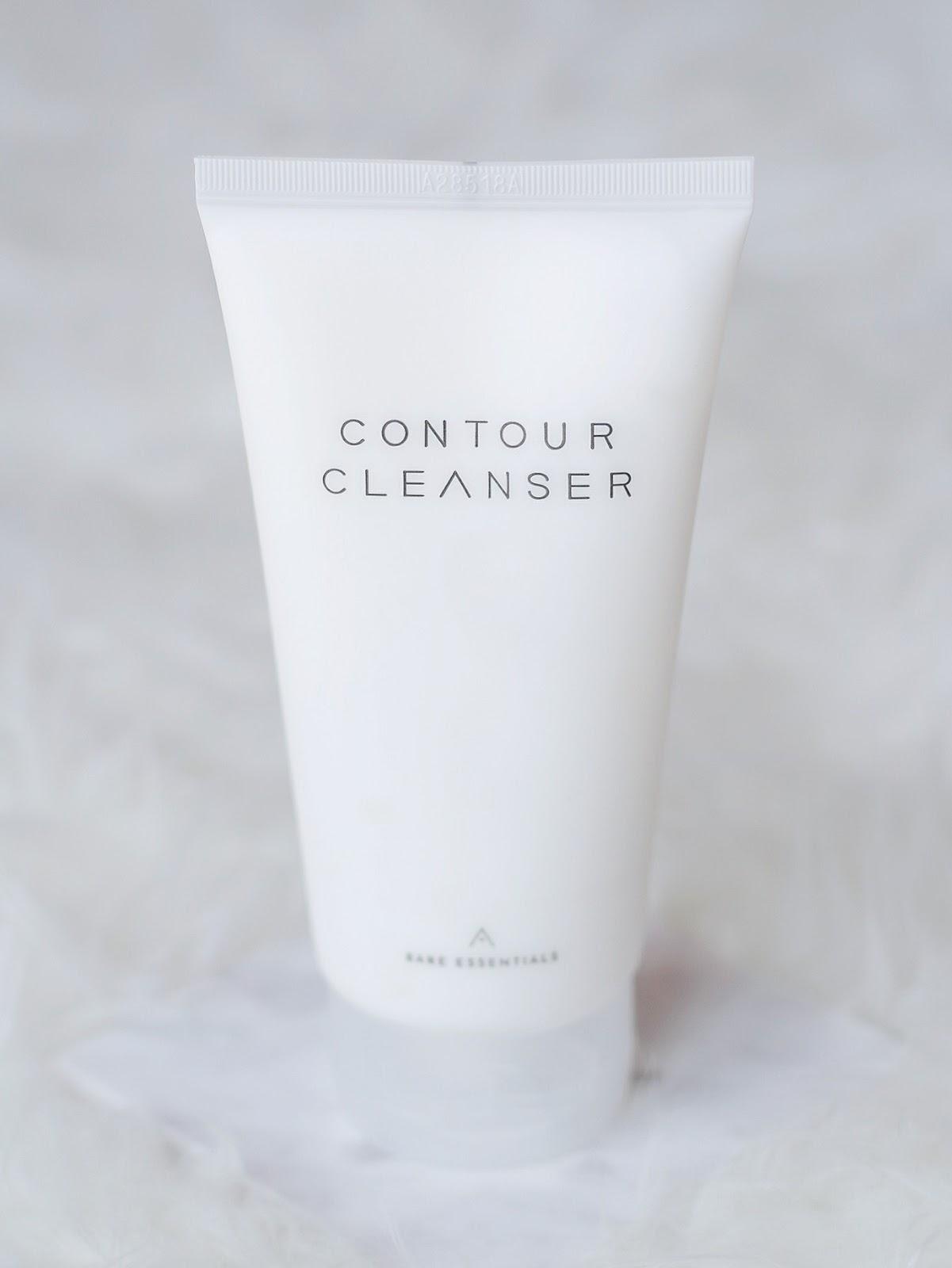 Althea Contour Cleanser Review Bare Essentials