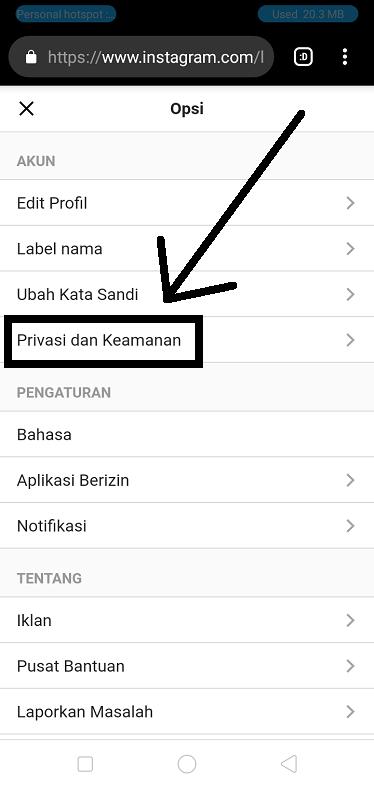 3 Cara Mengubah Akun Instagram Menjadi Private Account