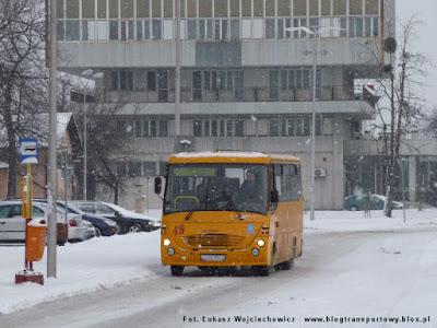 Autosan H7-20.02 z MZK Oświęcim