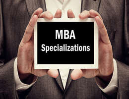 Types of MBA Specialisations Every Student Should Know