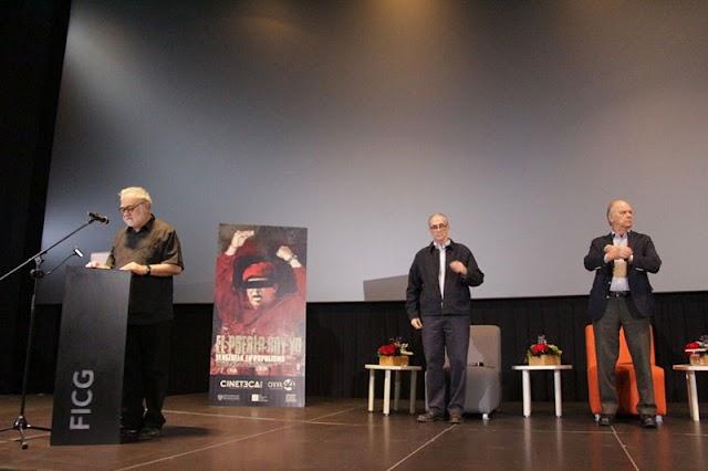 """Cineteca FICG y Canal 44 presentan """"Somos Valientes"""" y """"El pueblo soy yo"""""""