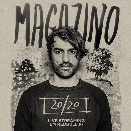 Magazino - 20 Anos, 20 Horas de Djing em Vinyl