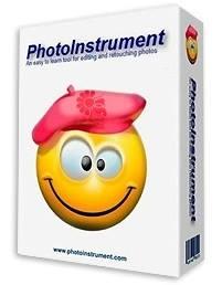تثبيت وتفعيل برنامج 7.4 PhotoInstrument مع سيريال التفعيل