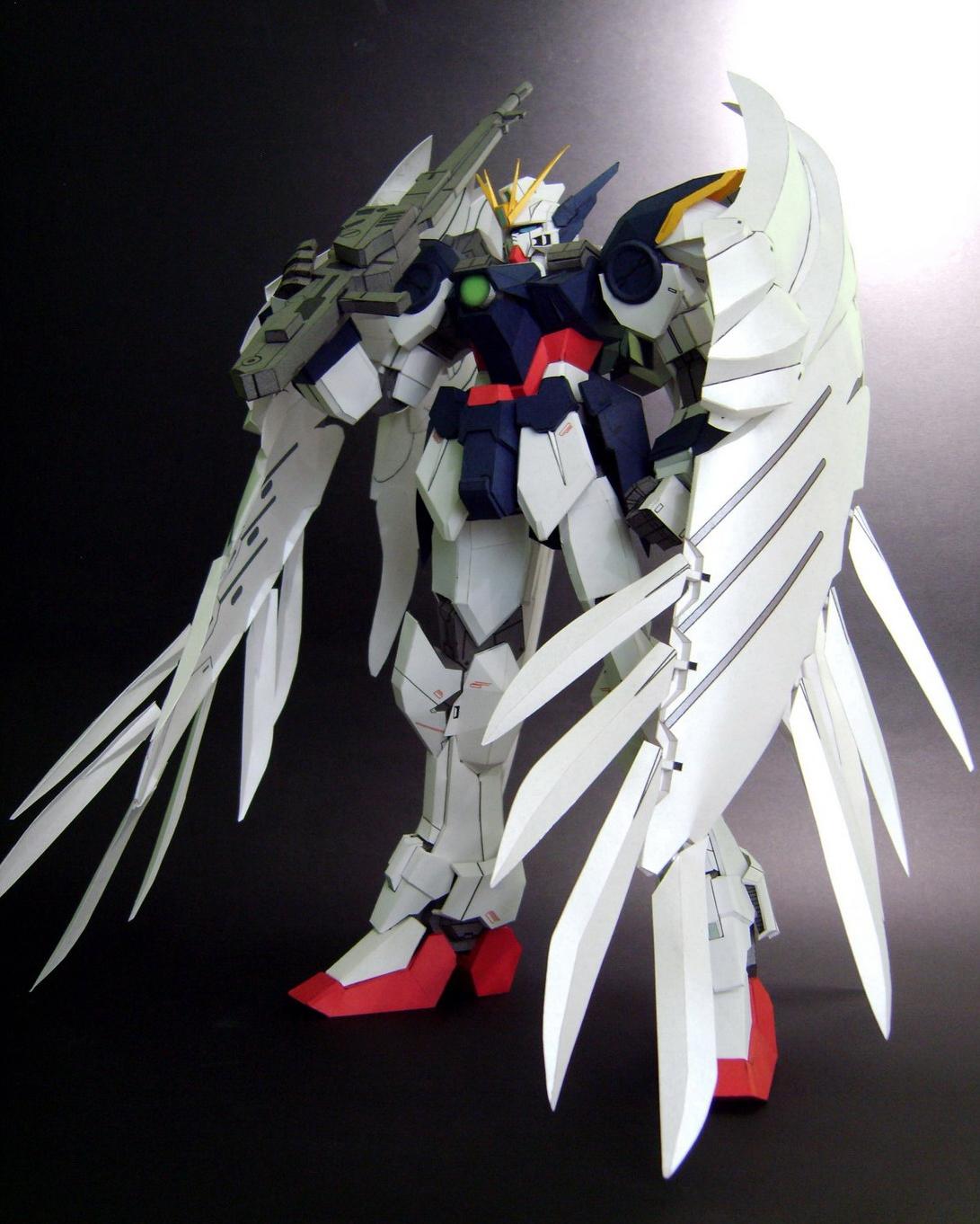 Pola Papercraft Gundam Pdf