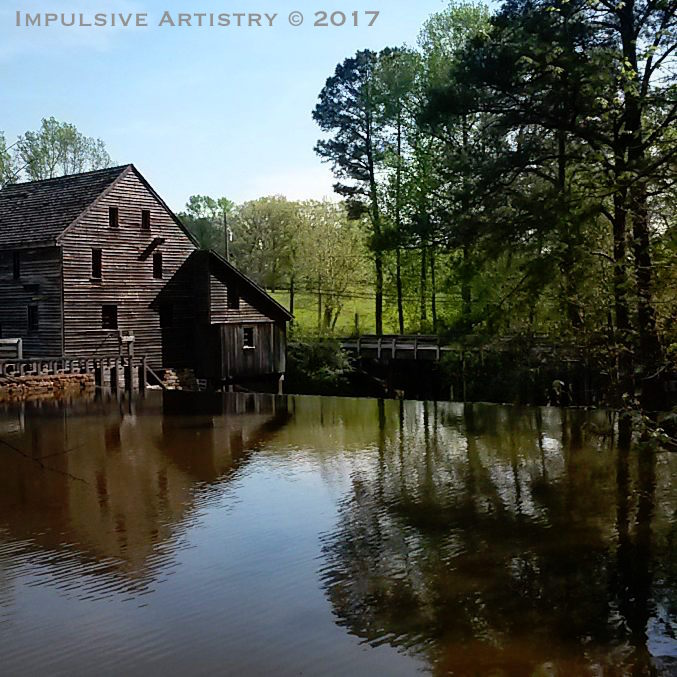 Impulsive Artistry Yates Mill Pond Photo Set Feeling