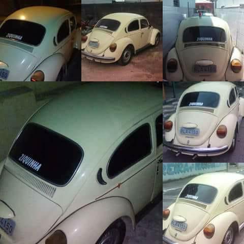 Fusca o Volkswagen Sedan