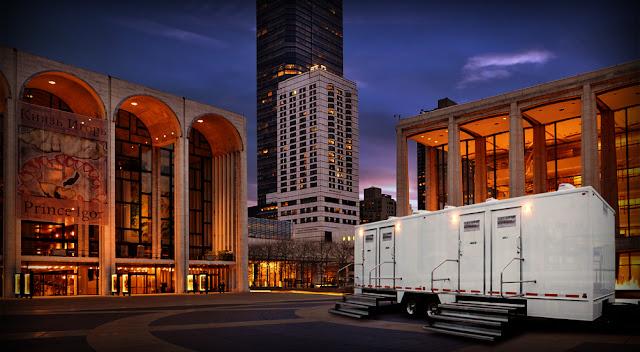 "Luxury Restroom Trailer | ""The Manhattan"" by Callahead"