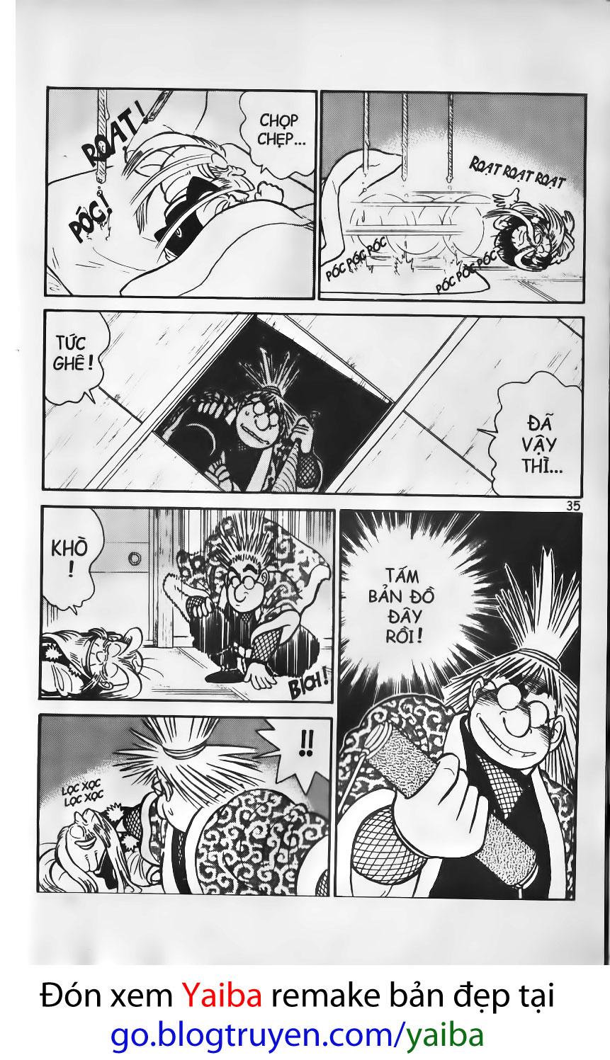 Yaiba chap 81 trang 14