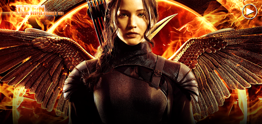 Primul Trailer Complet THE HUNGER GAMES: MOCKINGJAY - PART 1: Se Naşte Rebeliunea