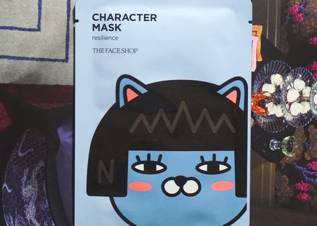 The Face Shop Kakao Friends Character Mask - Neo