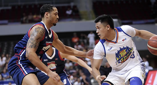 Video Playlist: TNT Katropa vs Columbian Dyip game replay 2018 PBA Governors' Cup