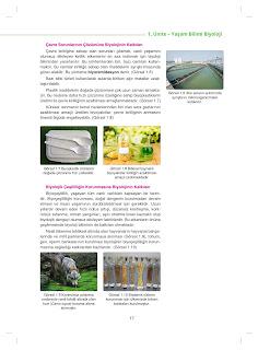 9. Sınıf Biyoloji Ders Kitabı Cevapları Netbil Yayınları Sayfa 17