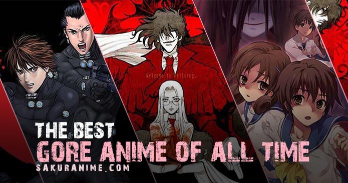 11 Anime Gore Terbaik