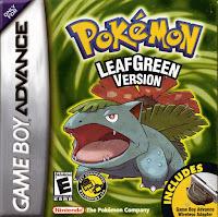 Pokémon Leaf Green: PT/BR