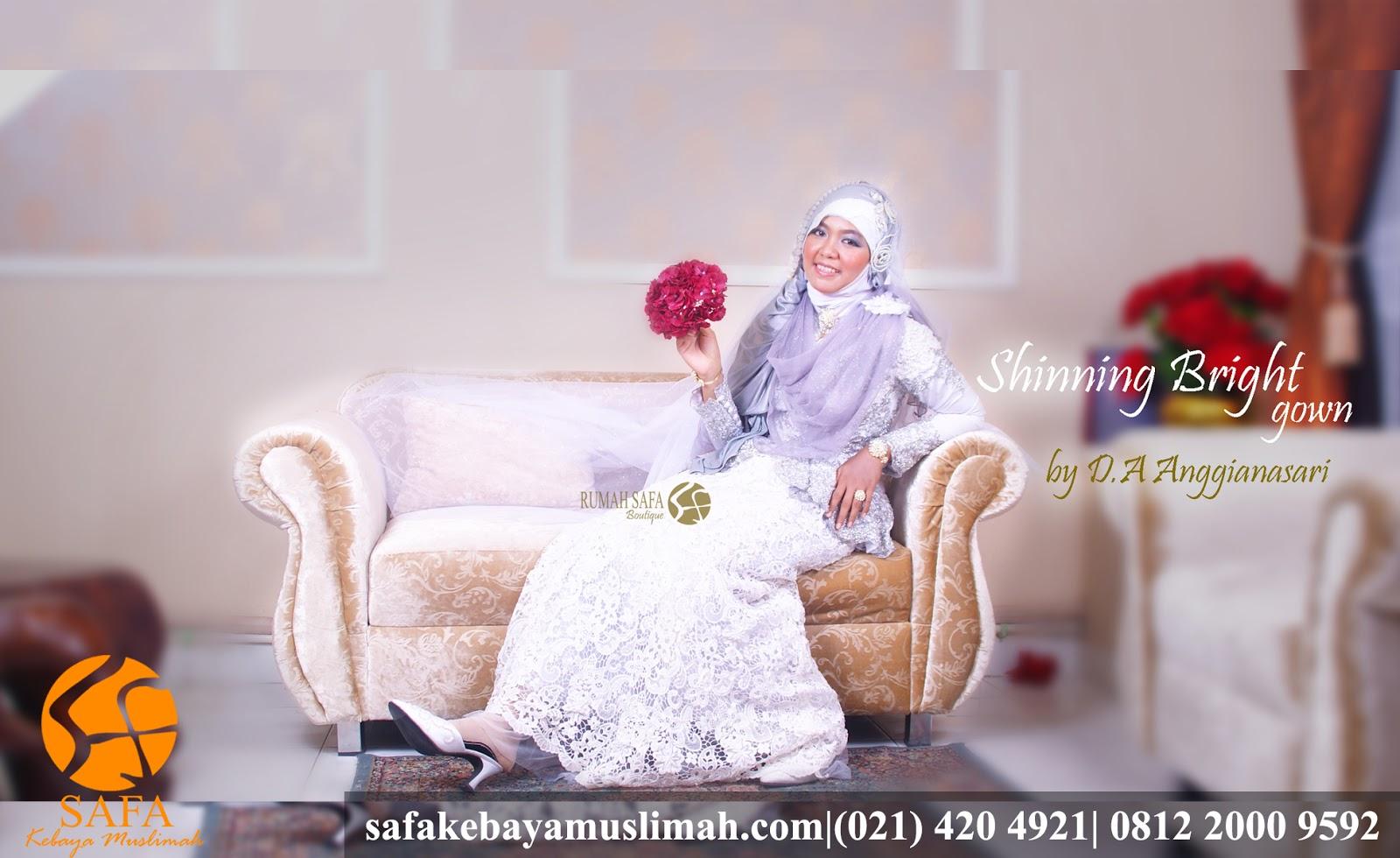 Jasa Pernikahan Islami Sewa Pakaian Dan Rias Pengantin Muslimah Syar I