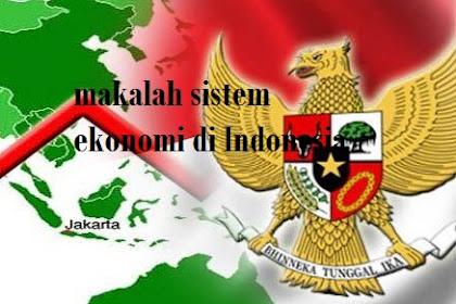 Materi Perekonomian Indonesia