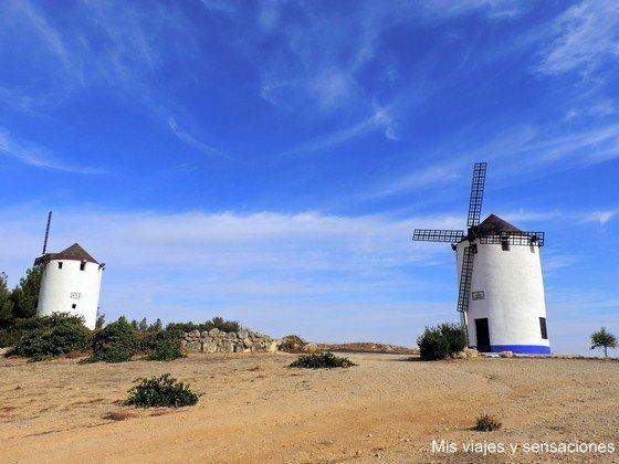 Ruta de los Molinos de viento, Miguel Esteban, Castilla la Mancha, Toledo