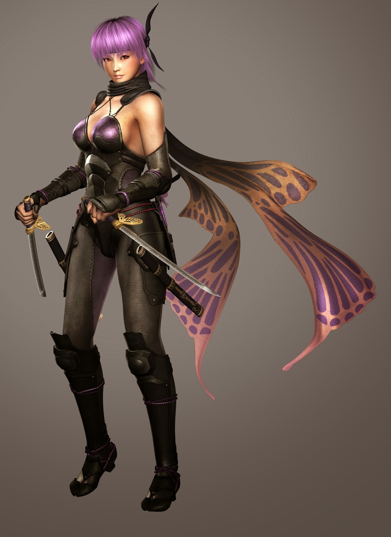 Meital Cosplay New Project Ayane Ninja Gaiden 3 Razor S Edge