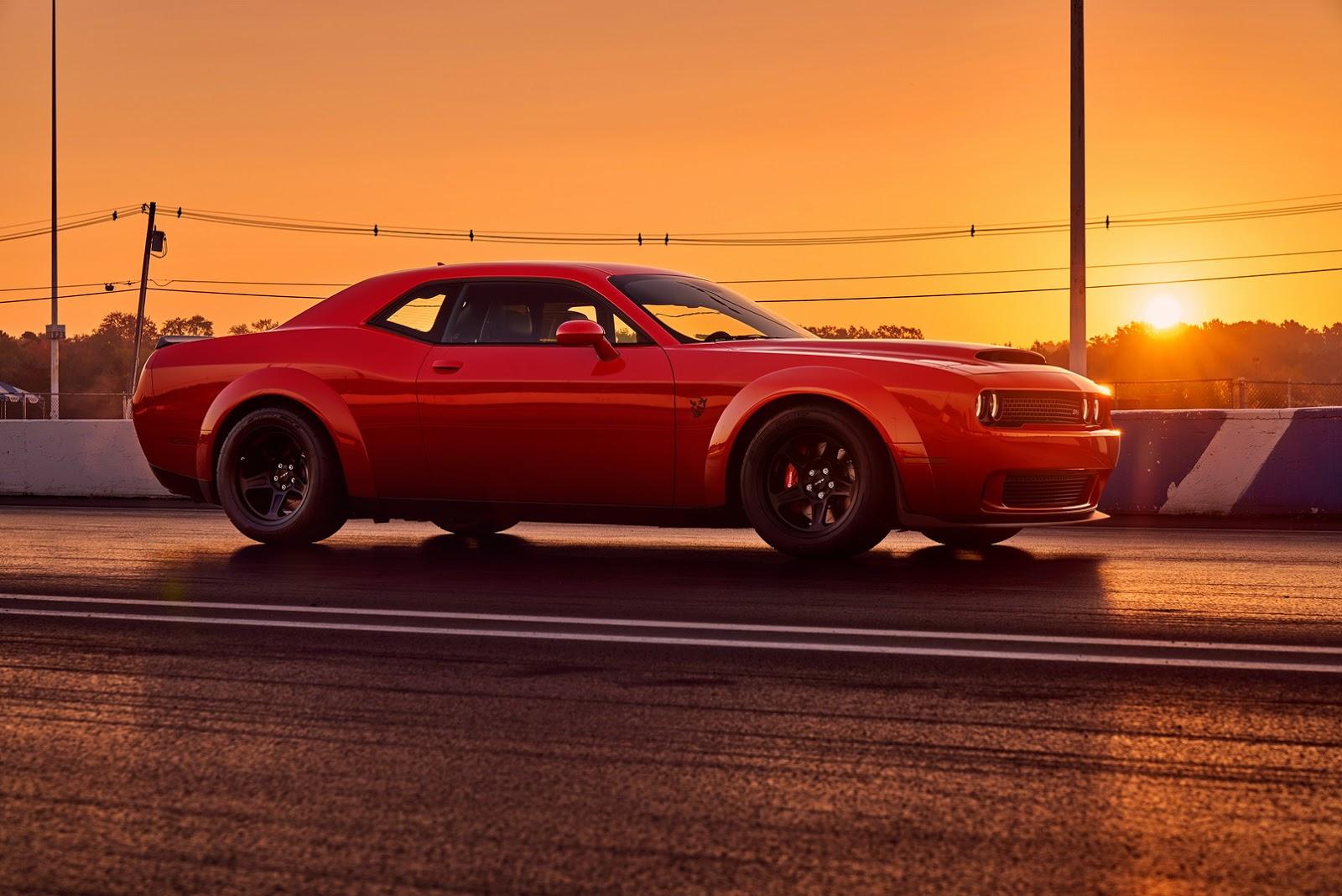 2014 - [Dodge] Challenger SRT - Page 3 2018-Dodge-Challenger-Demon-16