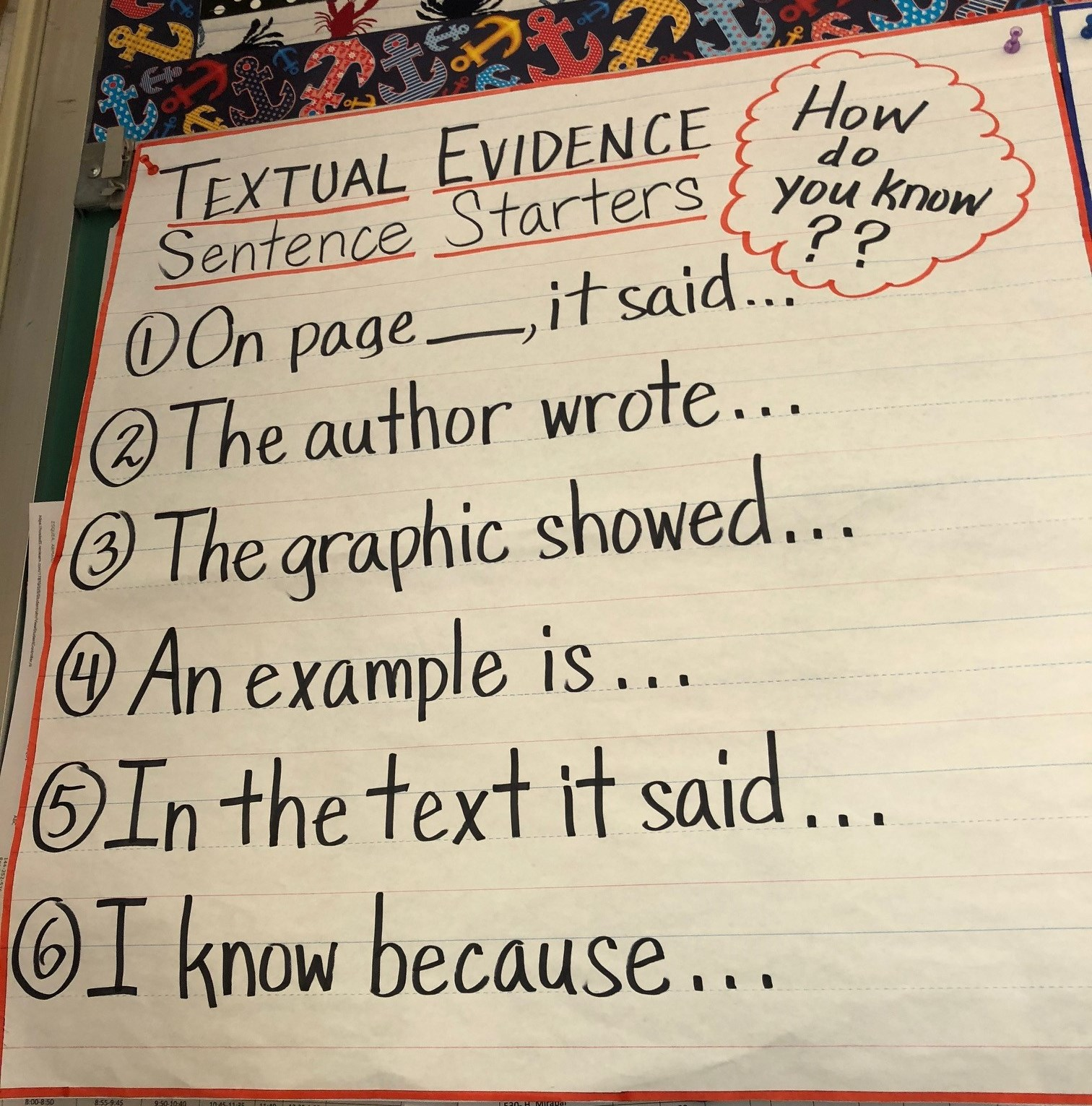 Mr  McDougall's 4th Grade Blog: Sentence Starters for