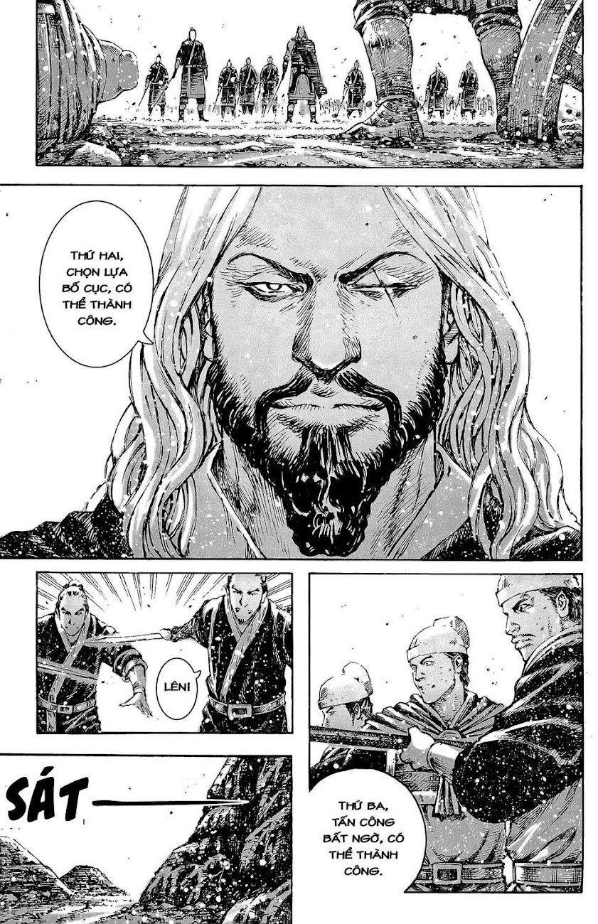 Hỏa phụng liêu nguyên Chương 386: Hoàng kim chi lộ [Remake] trang 7