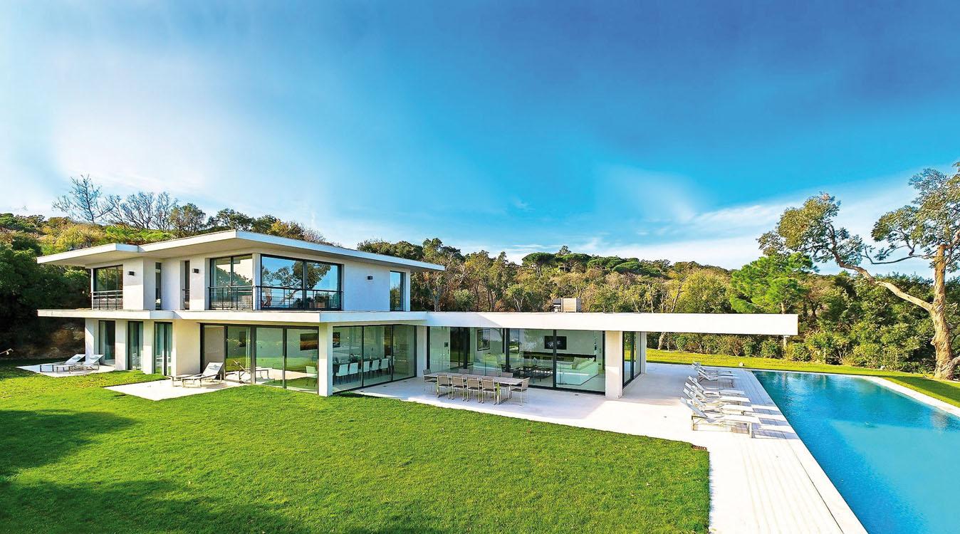 luksus hus i minecraft