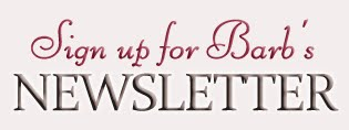 Click here for my newsletter