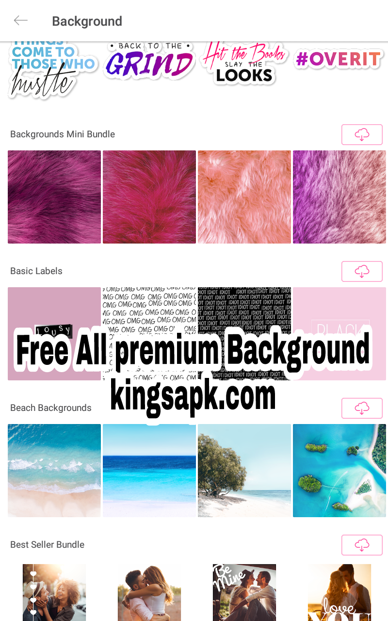 picsart mod apk download