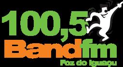 Rádio Band FM 100,5 de Foz do Iguaçu PR