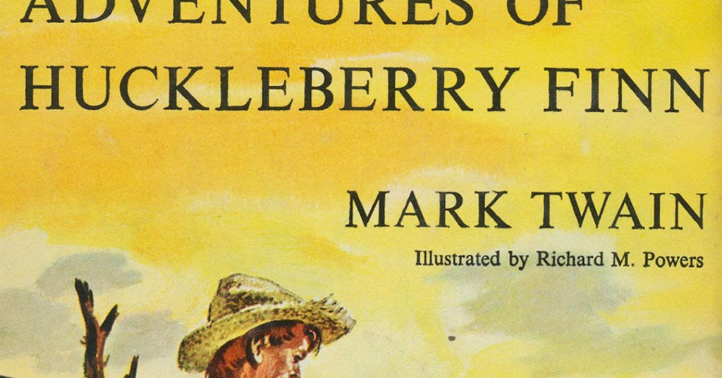 a review of mark twains novel adventures of huckleberry finn The adventures of huckleberry finn by mark twain is about race and identity  huck and runaway slave jim leave missouri and raft down the.
