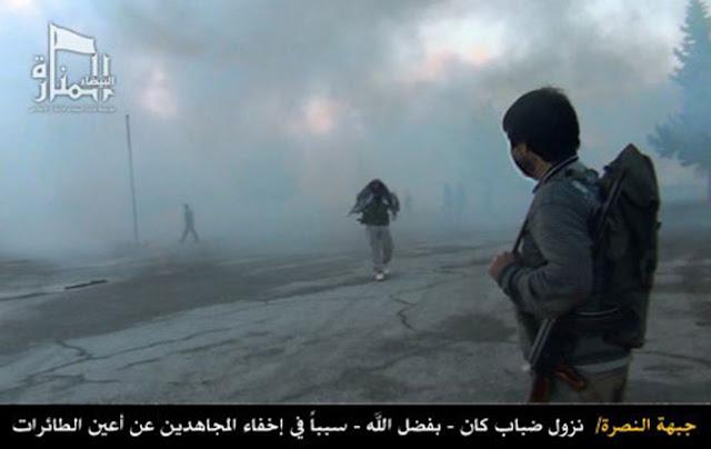 Ketika Malaikat Ikut Berperang Bersama Mujahidin Melawan Tentara Bashar Assad