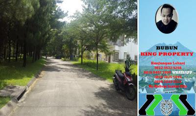 Rp.5.5 Jt /M2 Dijual Kavling Siap Bangun Depan Green Area + Menghadap Jalan Raya Di Sentul City (CODE:291)
