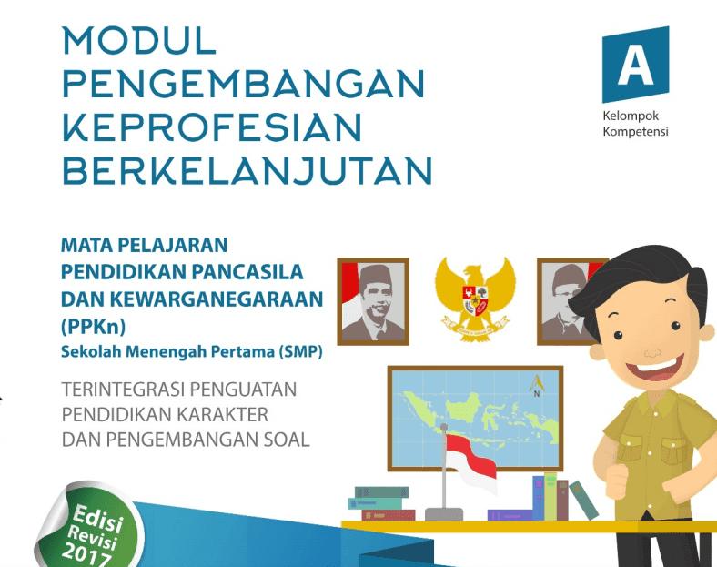 Modul PKB PPKn SMP Revisi Tahun 2017