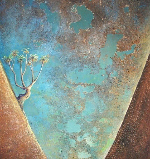 Brian Rolfe 1972 | South African Painter