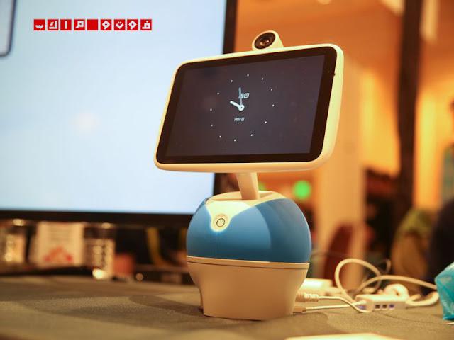 بايدو تكشف النقاب عن متحدث ذكي وروبوتات منزلية