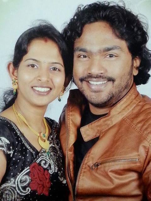 Arjun janya  family