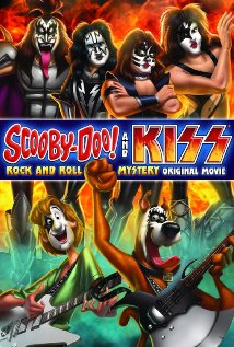 Scooby Doo And Kiss: Rock And Roll Mystery