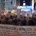 Marchas en España 'contra el crimen social del Gobierno de PPSOEC's'
