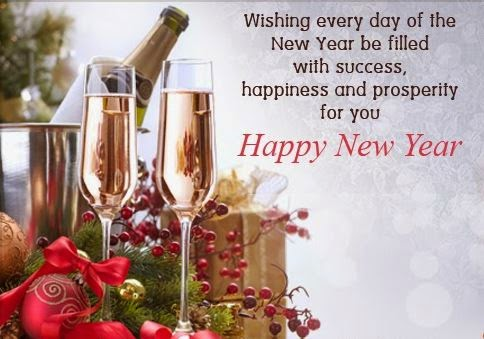 Happy New Year 2016 Images with Greetings for Facebook Cover