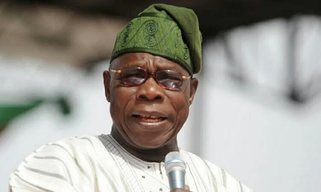 """I Want To Go To Heaven"" — Olusegun Obasanjo"