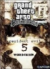 Download GTA San Andreas Resident Evil 5 Full Version