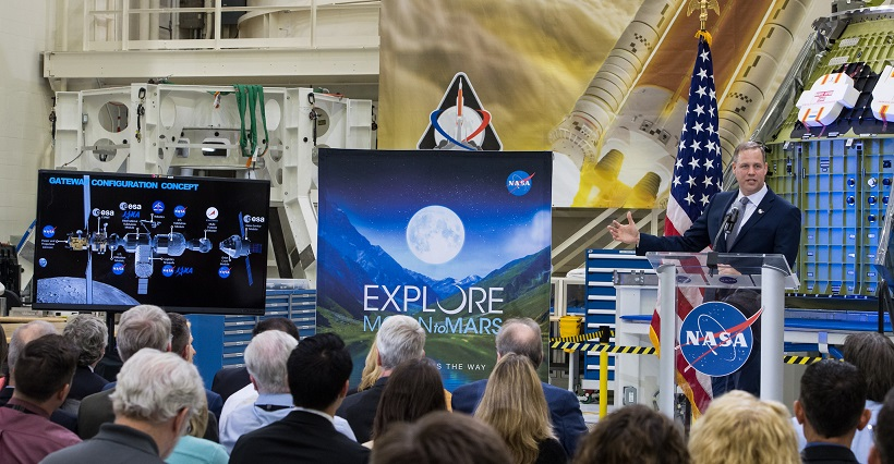 Astronomy and Space News - Astro Watch: NASA Budget, Jim ...