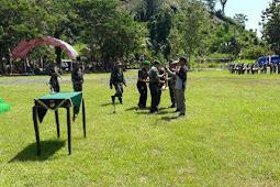 Tiopan Aritonang Tutup Karya Bakti TMMD Imbangan Korem 133 Nani Wartabone