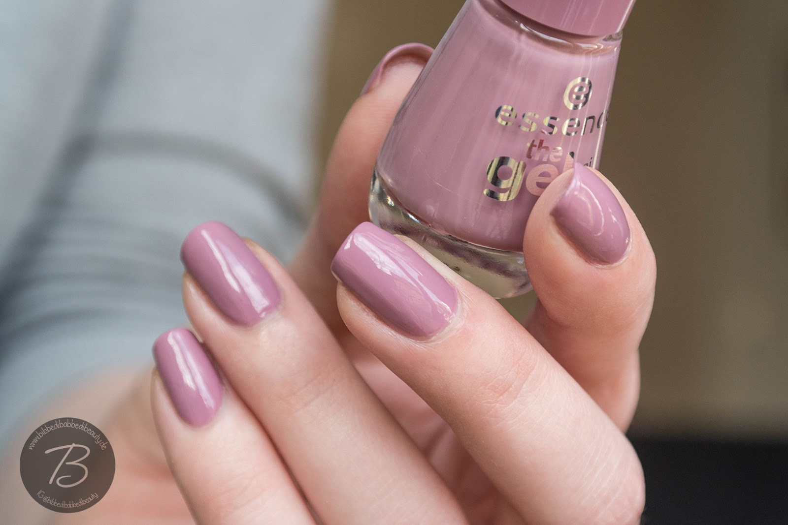 BibbediBabbediBeauty: essence the gel nail polish | 56 you and me?